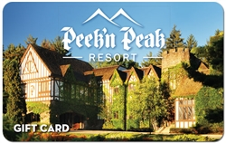 $50 Peek'n Peak Gift Card - Standard