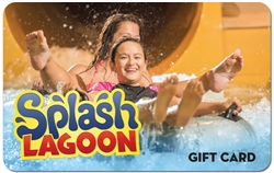 $75 Splash Lagoon Gift Card