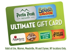 $25 Ultimate Gift Card