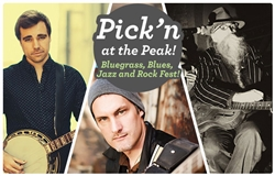 Pick'n at the Peak / April 13th, 2019